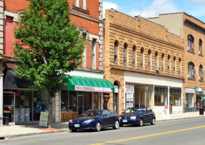 Ansonia's Upper Main Street Historic District