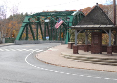 Beacon Falls' Depot Street Bridge