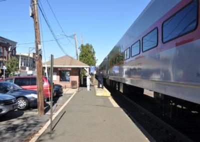 Seymour's Train Station